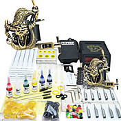 1 Carved Tattoo Gun Kit for Lining and Shading