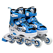 PVC Leather PU Wearproof kids skates Practise Skate Shoes