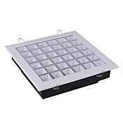 36W Square LED Ceiling Light with 36 LEDs Driver Included (Cutting Size 215mm*223mm , Beam 120)