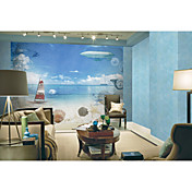 Sea Life Coastal Landscapes Nature Mural