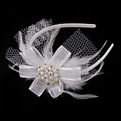 Elegant Feather Women's Headbands