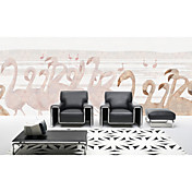 Animal Contemporary Graphics Mural