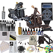 2 Cast Iron Tatoo Machine Kit voor Voering en arcering