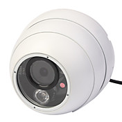 2,6 mm Wide Angle Lens, 130 Degree, 1,3 megapixels HD Netwerk IP Camera