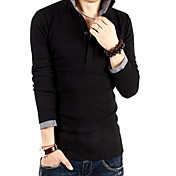 Men's Cotton Slim T-shirt