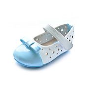 Kids' Leatherette Flat Heel Closed Toe With Velcro/Hollow-out Party/Evening Shoes(More Colors)