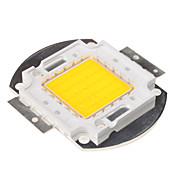 DIY 50W 4000-5000LM 3050-3250K Natural White Light Integrated LED Module (32-34V)