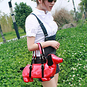 Handmand Red Puppy PU Leather Sweet Lolita Shoulder Bag/Handbag