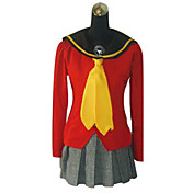 Cosplay Costume Inspired by Persona 4  Yukiko Amagi School Uniform