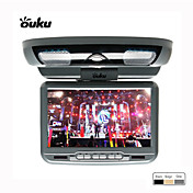 Ouku® 9 Inch Roof Mount Car DVD Player with Games + Free Headphones