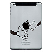 Hug Design Protector Sticker for iPad Mini