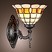 Tiffany Wall Light with 1 Light