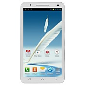 Triton Pad - Android 4.1 Dual Core Smartphone with 6.0 Inch Capacitive Touchscreen(WIFI,Dual SIM,GPS,3G)