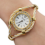 Smuk Armbnd Stil Lady's Crystal Armbndsur