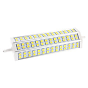 R7S 15W 84x5050 SMD 1280-1350LM 6000-6500K Natural White Light LED Corn Bulb (85-265V)