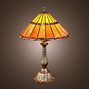 Tiffany-style Jewel Bronze Finish Table Lamp(0923-TF10)