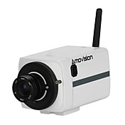 2,0 megapixel Wireless IP Box Kamera Support ONVIF overensstemmelse (Two Way Audio, Motion Detection)