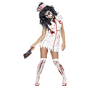 Zombie Nurse Cotton Guro Halloween Costume