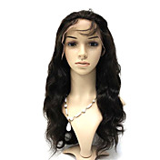 Full Lace 26 Inch Body Wave 100% Brazilian Hair Wigs