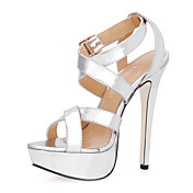 Leatherette Stiletto Heel Sandals Party / Evening Shoes(More Colors)