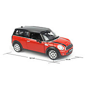 1:24 Scale Metal Statics Mini Diecast Car Model (Random Colors)