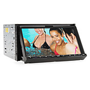 7 Inch 2DIN Car DVD Player (ISDB-T, GPS, Bluetooth, RDS, iPod)