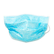 Anti-dust Cotton Mouth Mask Respirator (50-Piece)