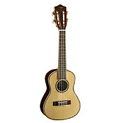 TOM - (TUC-680) Solid Spruce Concert Ukulele med taske