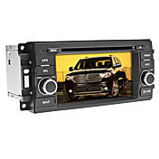 bil dvd spiller for Dodge / Jeep / Chrysler (gps, bluetooth, ipod)
