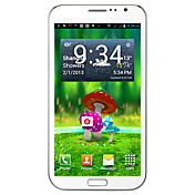 N9588 MT6577 1GHz Android 4.1 Dual Core 5.7Inch IPS kapasitiv berringsskjerm Cell Phone (WIFI, FM, 3G, GPS)