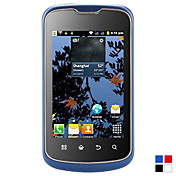 Android Smartphone 3,5 &quot;kapacitiv, Dual SIM, Wi-Fi, Quad Band