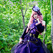 Cosplay Costume Inspired by Vocaloid - From The Sandplay Singing of The Dragon Megurine Luka
