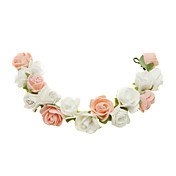 Rose Foam Women's Flower Headpieces