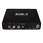 Car HD DVB-T Digital TV Receiver (Dual Tuner)