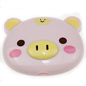 Piggy Pattern Cosmetic Mirror
