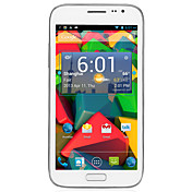 CDS Merk 2 - Android 4.0 Dual Core CPU Smartphone med 5,3 tommers kapasitiv berringsskjerm (Dual SIM, GPS, Dual kamera, WiFi)