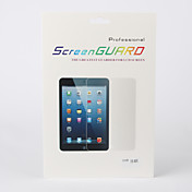 Protective Clear Screen Protector with Cleaning Cloth for iPad mini