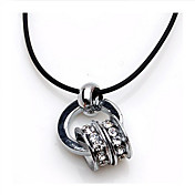 Simple Alloy Women's Necklace