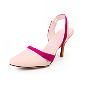 Leather Stiletto Heel Closed Toe Party / Evening Shoes (More Colors)