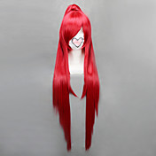 Cosplay Wig Inspired by Puella Magi Madoka Magica-Sakura Kyoko Temple Cut VER.