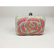 Women's Fashion Cute Flower Evening Bag