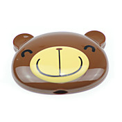 Bear Pattern Cosmetic Mirror