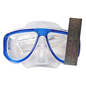 Profesjonell Herdet Glass / Silikon / PC Dive Mask (Suit for Small Face)