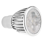 GU5.3 4W 320-360LM 6000-6500K Natural White Light LED Spot Bulb (85-265V)