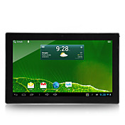 T11-Android 4.1.1 Tablet mit 10,1 Zoll kapazitiver Touchscreen RK3066 Dual-Core (1.66GHz/16G/WiFi)