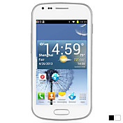 Mini 7562 Android Phone Dual Sim dello schermo capacitivo 4.0 MTK6515 1.0Ghz FM GSM WIFI