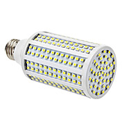 E26 14W 282x3528SMD 680-710LM 6500-7000K Natural White Light LED Corn Bulb (85-265V)