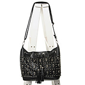 Fashion Punk River Skull High-capacity Satchels