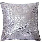 Modern Bling Paillette fronha decorativa