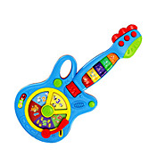 (Kid's Guitar Toy) Multi-function Bilingual Electronic Guitar